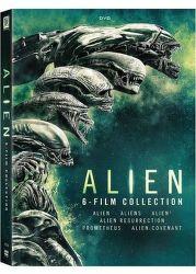 Vetřelec: kolekce - 6x DVD (DVD film)