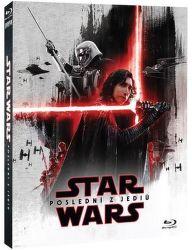 Star Wars: Poslední z Jediů (Edice První řád) - 2x Blu-ray film
