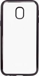Mobilnet gumové pouzdro pro Galaxy J3 2017, černé