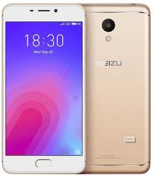 Meizu M6 32 GB zlatý