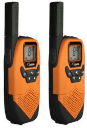 DeTeWe Outdoor 8000 Duo Case vysílačka oranžová