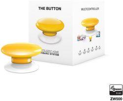 Fibaro Button žluté tlačítko (FGPB-101-4)