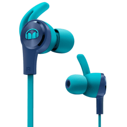 Monster iSport Achieve In-Ear modrá