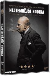 Nejtemnější hodina - DVD film