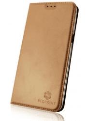 RedPoint knížkové pouzdro pro iPhone X, zlaté