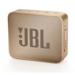 JBL Go 2 zlatý