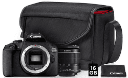 Canon EOS 2000D + EF-S 18-55mm IS II Value Up Kit