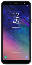 Samsung Galaxy A6 2018 32 GB černý