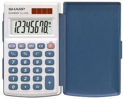 Sharp EL-243S - Kapesní kalkulačka