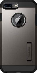 Spigen Tough Armor 2 puzdro pro Apple iPhone 7+/8+, metal