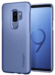 Spigen Thin Fit pouzdro pro Samsung Galaxy S9+, modré