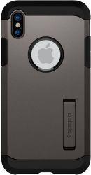 Spigen Tough Armor pouzdro pro Apple iPhone X, metal