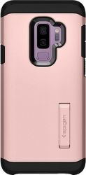 Spigen Tough Armor pouzdro pro Samsung Galaxy S9+, rose gold