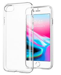 Spigen Liquid Crystal pouzdro pro Apple iPhone 7/8, transparentní
