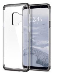 Spigen Neo Hybrid Crystal pouzdro pro Samsung Galaxy S9, gunmetal
