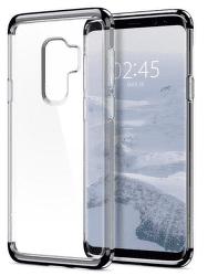 Spigen Neo Hybrid Crystal pouzdro pro Samsung Galaxy S9+, stříbrné