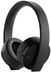 Sony PS4 Gold - Herní headset