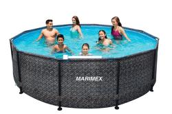 Marimex Florida 3,66 m bez filtrace ratan