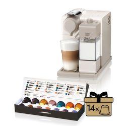 Nespresso De'Longhi Lattisima Touch EN 560.W vystavený kus splnou zárukou
