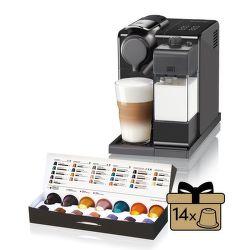 Nespresso DéLonghi Lattisima Touch EN 560.BK