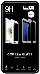 Winner ochranné tvrzené sklo Huawei Y6 Prime (2018), 3D, bílé