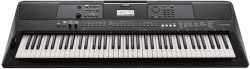 YAMAHA PSR-EW410, Elektronické klávesy