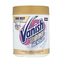 Vanish White Gold odstraňovač skvrn (625g)