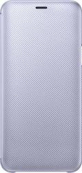 Samsung Wallet Cover pouzdro pro Samsung Galaxy J6, fialová