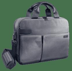 """Leitz taška 13,3"""" stříbrná"""