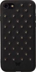 SBS Smart and Ladies Studded pouzdro pro iPhone 8/7/6S/6, černá
