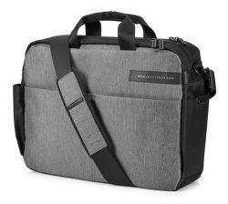 "HP Signature II Topload - Taška na notebook 15,6"" šedá"