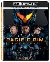 Pacific Rim: Povstaní - Blu-ray + 4K UHD film