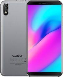 Cubot J3 16 GB šedý