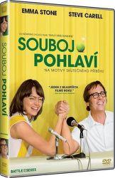 Souboj pohlaví - DVD film