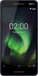 Nokia 2.1 Single SIM modro-stříbrný