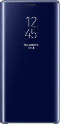 Samsung Clear View flipové pouzdro pro Samsung Galaxy Note9, modré