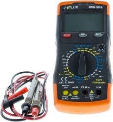 Retlux RDM 8001 multimetr