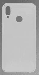 Mobilnet plastové pouzdro pro Huawei P20 Lite, transparentní