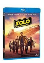 Solo: Star Wars Story - Blu-ray film