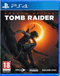 Shadow of Tomb Raider PS4 hra