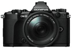 Olympus OM-D E-M5 Mark II černá + M.ZUIKO Digital 14-150 mm f/4-5,6 II