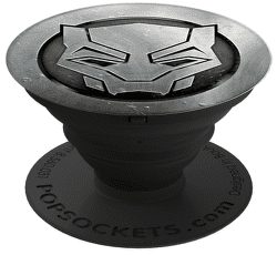 PopSocket držák na mobil, Marvel Black Panther Monochrome