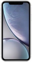 Apple iPhone Xr 64 GB bílý