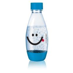 Sodastream Smile Blue dětská náhradní láhev (500ml)