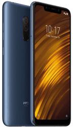 Xiaomi Pocophone F1 64 GB modrý vystavený kus splnou zárukou
