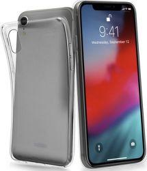 SBS Skinny silikonové pouzdro pro Apple iPhone Xr, transparentní