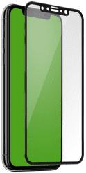 SBS 4D tvrzené sklo pro Apple iPhone X/Xs s aplikátorem, černá