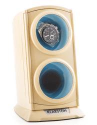 Klarstein St. Gallen Premium krémový, stojan na hodinky