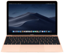 "Apple MacBook 12"" 512GB MRQP2CZ/A zlatý"