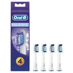 Oral-B Pulsonic SR32-4 náhradní hlavice (4ks)
